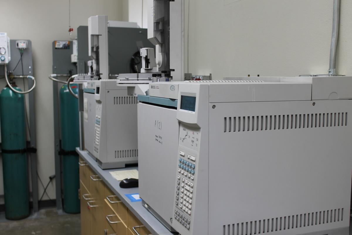 gas chromatography lab report Essays - largest database of quality sample essays and research papers on gas chromatography lab report.